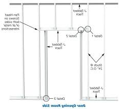 metal framing details. Metal Stud Door Framing Details Framesite Co Metal Framing Details D