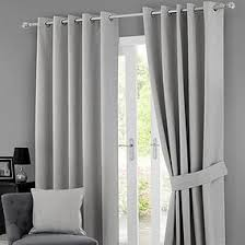 Black living room curtains Rod Stick Solar Grey Thermal Blackout Eyelet Curtains Dunelm All Ready Made Curtains Dunelm