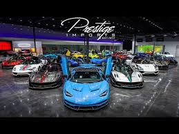 world s largest supercar showroom