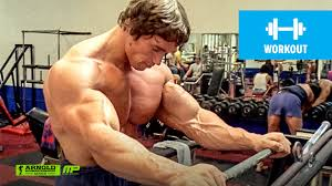 how to train for m arnold schwarzenegger s blueprint program you