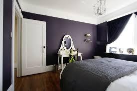 Dark Purple And Black Bedroom Ideas White Wall Paint Purple Room Ideas  Black Wooden Canopy Bed