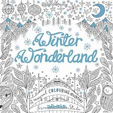 Small Picture Winter Wonderland by PaperCloth Studios Colour with Claire