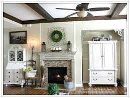 Country Living Rooms Interesting Decoration