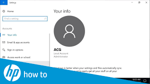 How To Make Another Account On Windows 10 How To Create A Microsoft Connected Account For Windows 10
