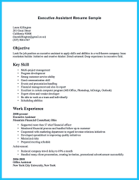 Ideas Of Groovy Resumes For Administrative Assistant Positions