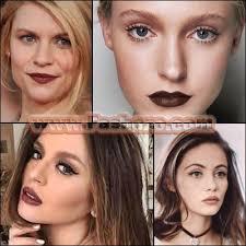 90 s lipstick spring makeup trends 2018
