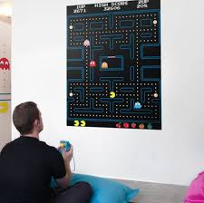 future home office gadgets. pacman maze restik future home office gadgets