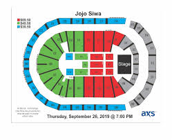 View Seating Chart Infinite Energy Center Atlanta Seating