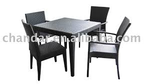 full size of chair black wicker dining chairs for best dark with square table rattan modern