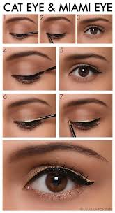 how to do a cat eye how to