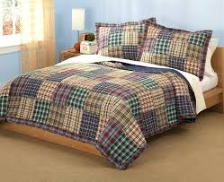 green quilt bedding plaid patchwork teen boy bedding twin full queen quilt bedding set brown green green quilt bedding