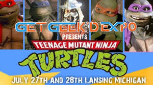 Ninja Turtles Cast comes to Lansing