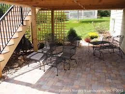 Under Deck Patio Designs Deck And Patio Ideas With Hqdefault Itoh Foundation Org