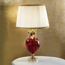 white nightstand lamps black table lamp red and gold lamps modern red table lamps red glass ball table lamp