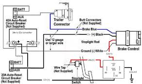24v cruiser and 12v trailer brakes ih8mud forum adding the 40 amp continious duty power supply wire to your trailer plug as shown in the diagrams