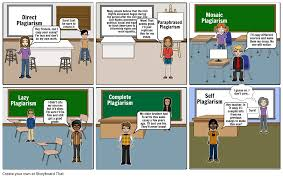 plagiarism storyboard by ftaylor