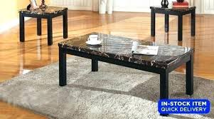3 piece glass coffee table set under 100 36 inch round end sets pieces tables pub