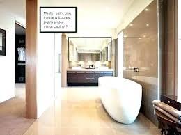 recessed lighting bathroom. Recessed Lighting In Bathroom Enchanting Vanity Bar Lights Over .