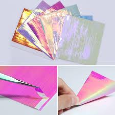 BORN PRETTY <b>6 Sheets</b> 3D <b>Nail Sticker</b> Thin Laser Line <b>Nail</b> Foil ...
