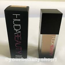 NEW <b>HUDA BEAUTY</b> #FauxFilter Foundation <b>CHAI 210B</b> 100 ...