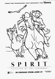 Small Picture Good Spirit Stallion Of The Cimarron Coloring Pages 70 For Your