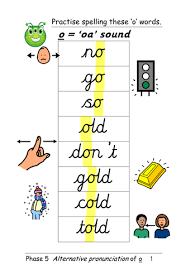Phonics worksheets and online activities. Phase 5 Alternative Pronunciation Of The Letter O As In Old And Obey Cards And Presentation Teaching Resources