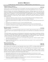 warehouse supervisor resume sample samples resume for job sample resume for warehouse position