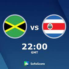 Jamaica vs Costa Rica live score, H2H ...