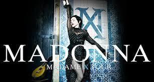 Wiltern Seating Chart Madonna Madame X Tour Wikipedia