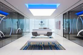 spacious insurance office design. Zurich Insurance Spacious Office Design H