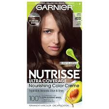 Garnier Light Brown Hair Color Price Garnier Nutrisse Ultra Coverage Hair Color Sweet Pecan 400 Deep Dark Brown