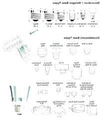 Light Bulb Size Chart Meenti Club