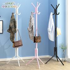 Stainless Coat Rack Cool DIY Simple Fashion Coat Rack Stainless Steel Assembly