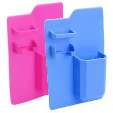 Badezimmer Küche Silikon Zahnbürstenhalter Zahnpasta Halterung