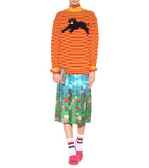 gucci near me. gucci striped wool sweater. multicoloured red yellow women,gucci outlet near me,world me