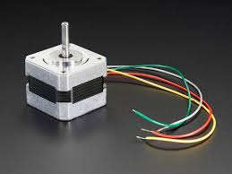 to make stepper motors work with arduino requires a stepper motor driver we will use a simple adafruit stepper motor driver