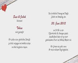 Einladungskarten Hochzeit Fotostreifen