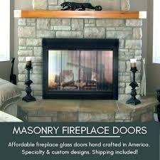 fireplace insert insulation wood fireplace insert insulation