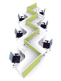 modern office cubicle design. modern workstation design office cubicle picture of szws145