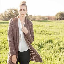 Free Knitted Vest Patterns Mesmerizing LADIES CARDIGAN Uberyarn