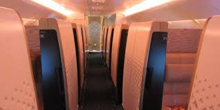 Etihad First Class Apartment A380 Review New York Abu Dhabi