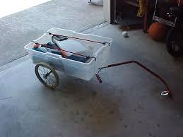 14 diy bike trailer ideas you can build