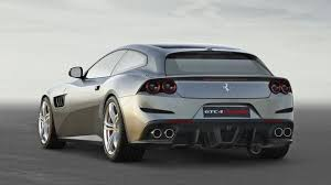 new car releasesNewcarreleasedatescom 2017 Ferrari GTC4Lusso  New Car Spy