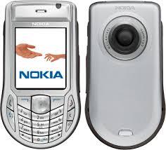 gadgets: Nokia 6630 (2004 ...