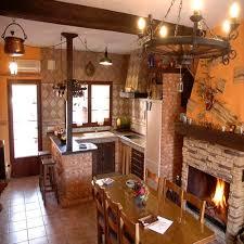 Decoración De Cocinas Rústicas  50 Ideas OriginalesDecoracion Casas Rusticas Pequeas