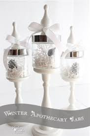 Apothecary Jar Decorating Ideas Decorating Ideas A Year of Apothecary Jars 56