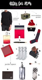 gift ideas for him 2017