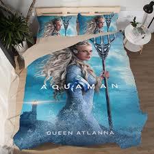 aquaman bed linen duvet covers