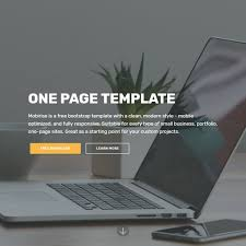 4 to a page template 95 free bootstrap themes expected to get in the top in 2019