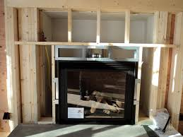 diy gas fireplace insert regarding installing a gas fireplace insert